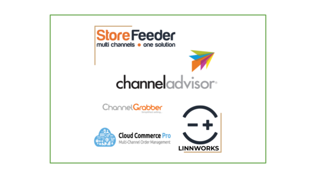Multi-channel eCommerce management systems – Channelgrabber, Channeladvisor, Linnworks, and StoreFeeder